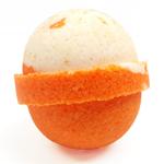 Pumpkin Marshmallow Bath Bomb